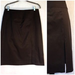 Banana Republic Skirt with Side Slit